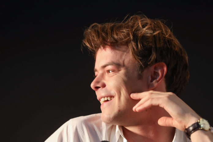 Charlie Heaton al Giffoni Film Festival