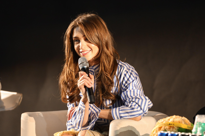 Natalia Dyer al Giffoni Film Festival