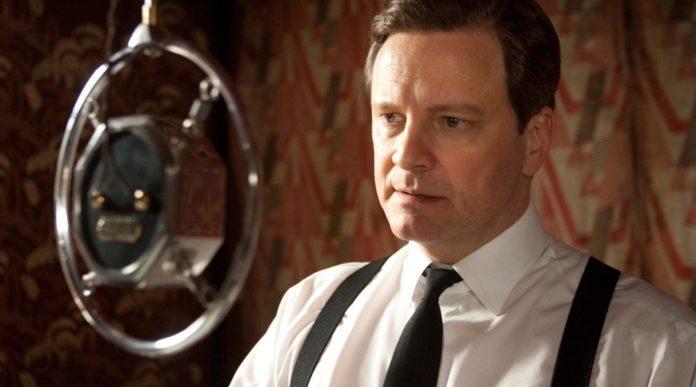 Colin Firth ne Il discorso del re (2010)