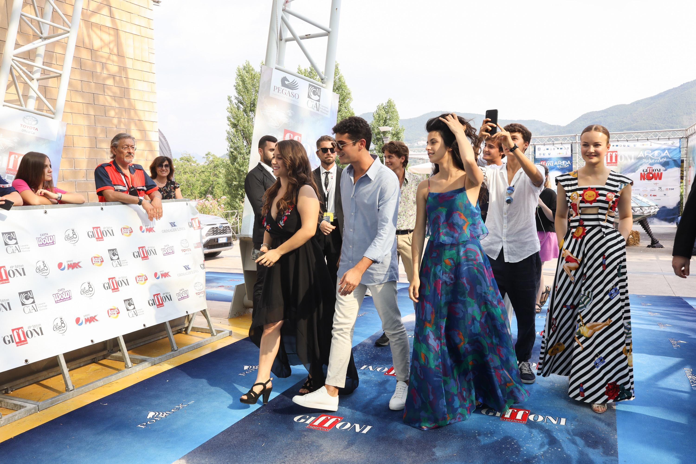 La Compagnia del Cigno al Giffoni Film Festival