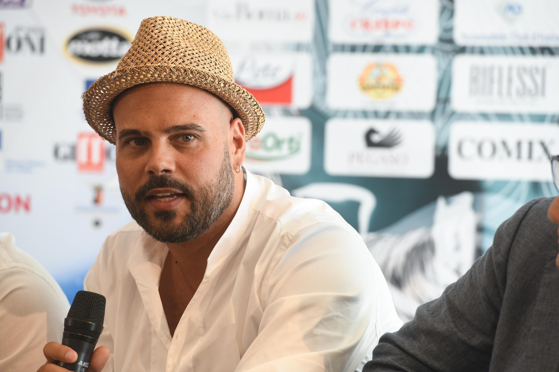 Marco D'Amore presenta Dolcissime al Giffoni Film Festival 2019