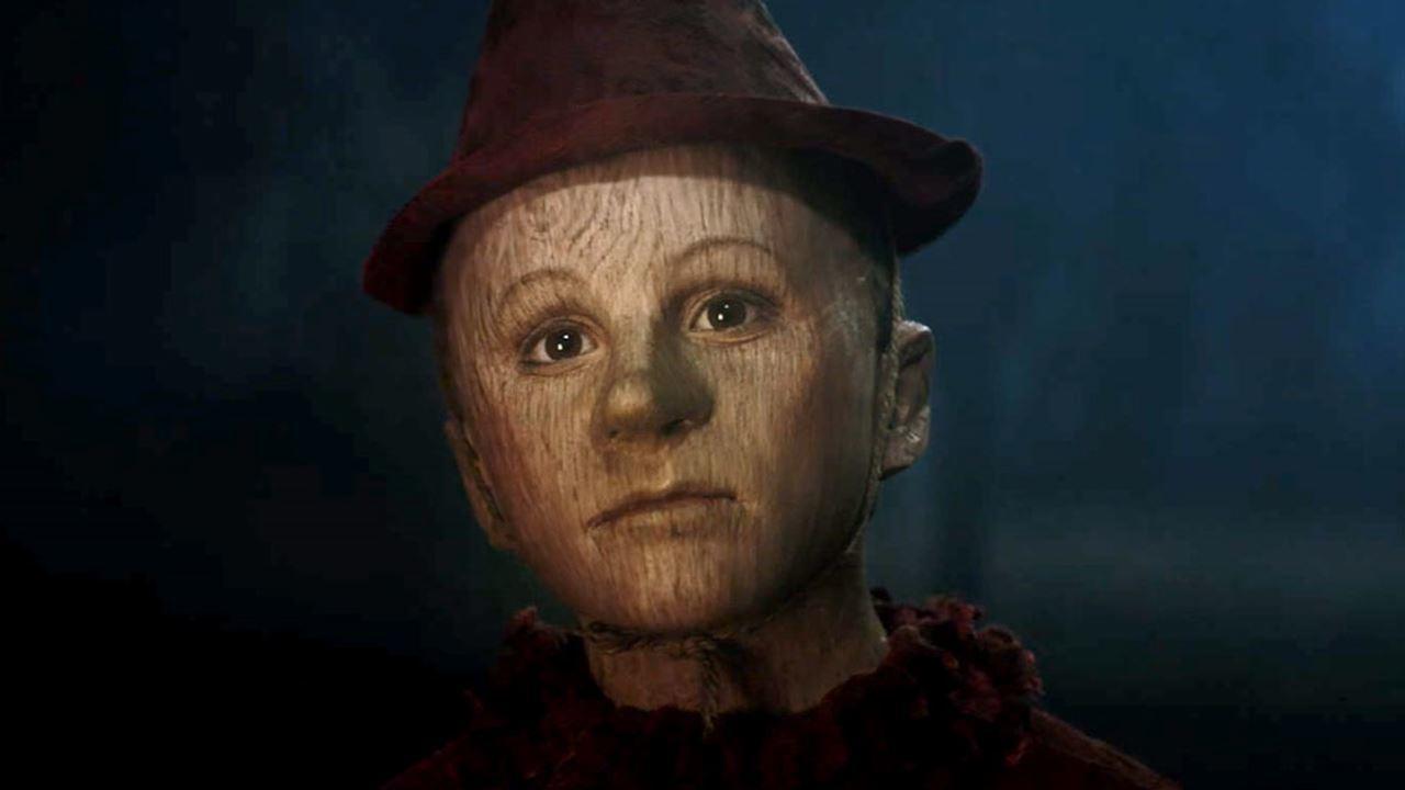Federico Ielapi in Pinocchio di Matteo Garrone