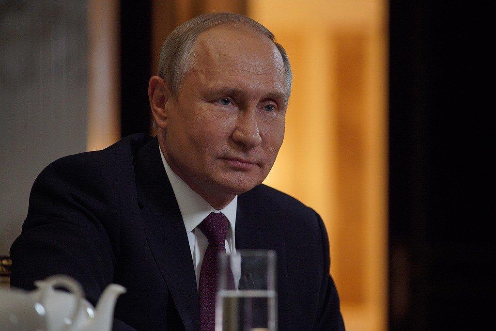 Revealing Ukraine: Vladimir Putin