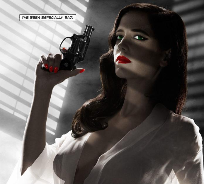 Sin City - Una donna per cui uccidere stasera in TV