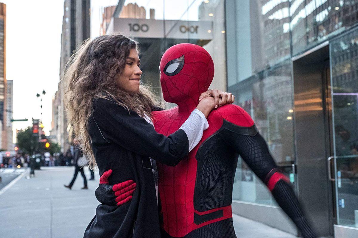 Zendaya in Spider-Man: Far from Home