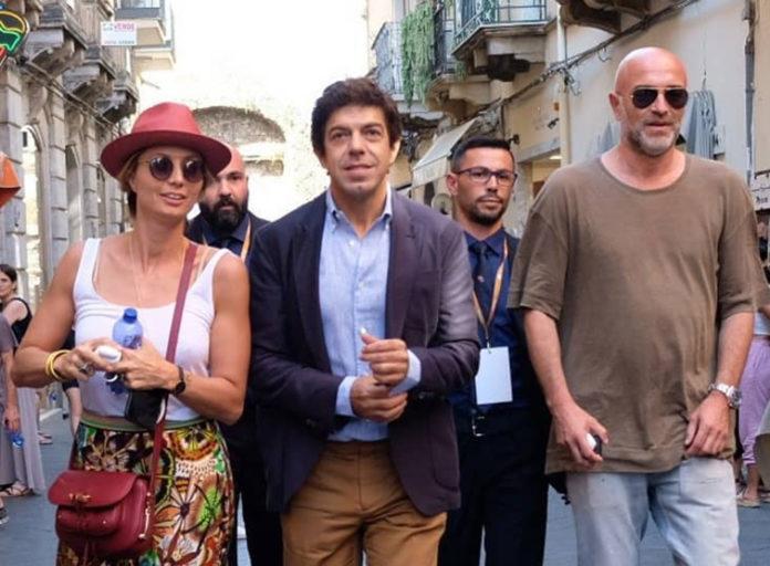 Pierfrancesco Favino al Taormina Film Festival 2019