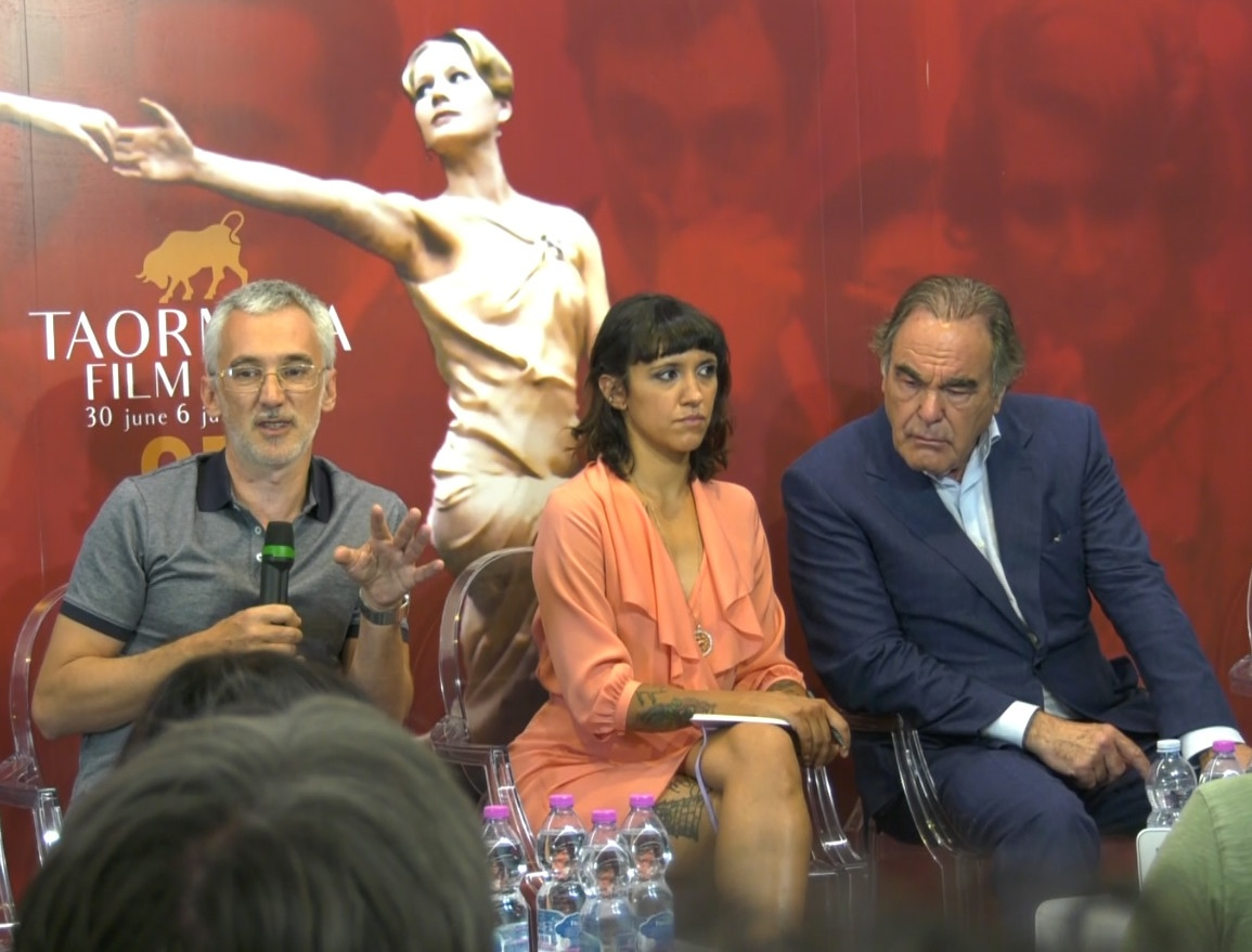 Taormina Film Fest 65