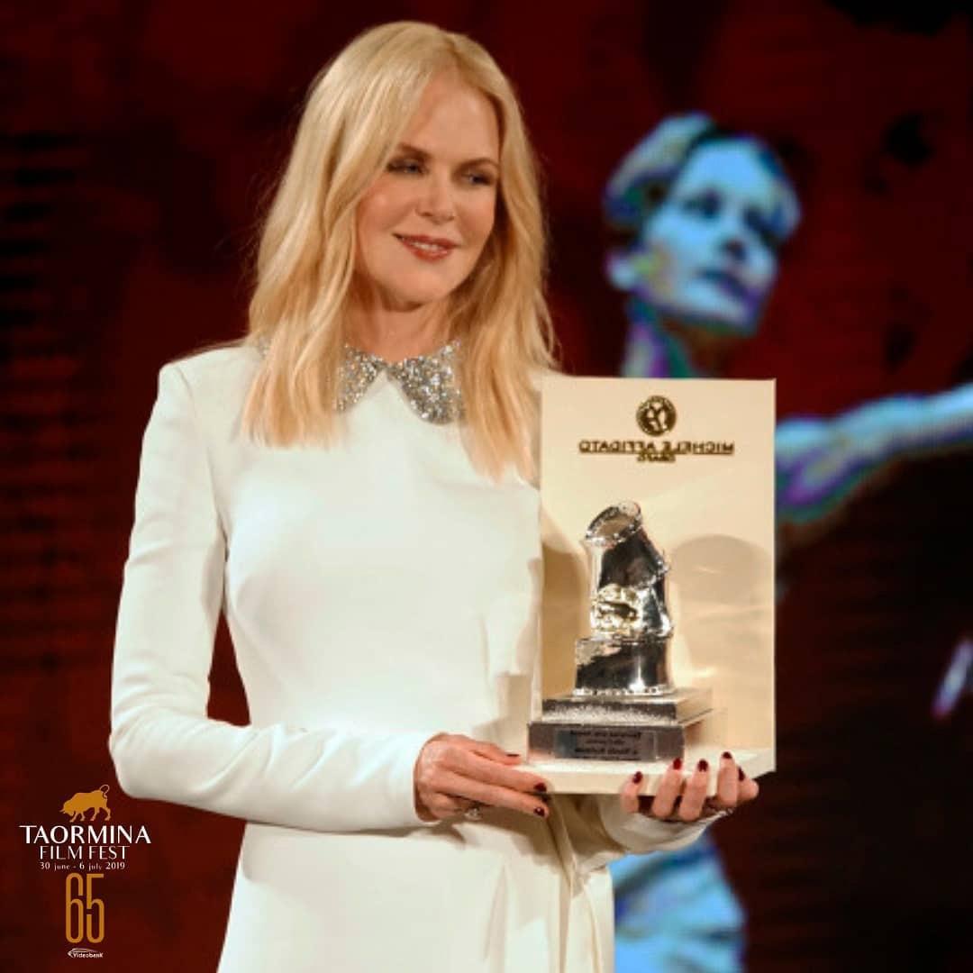 Taormina Film Festival: Nicole Kidman