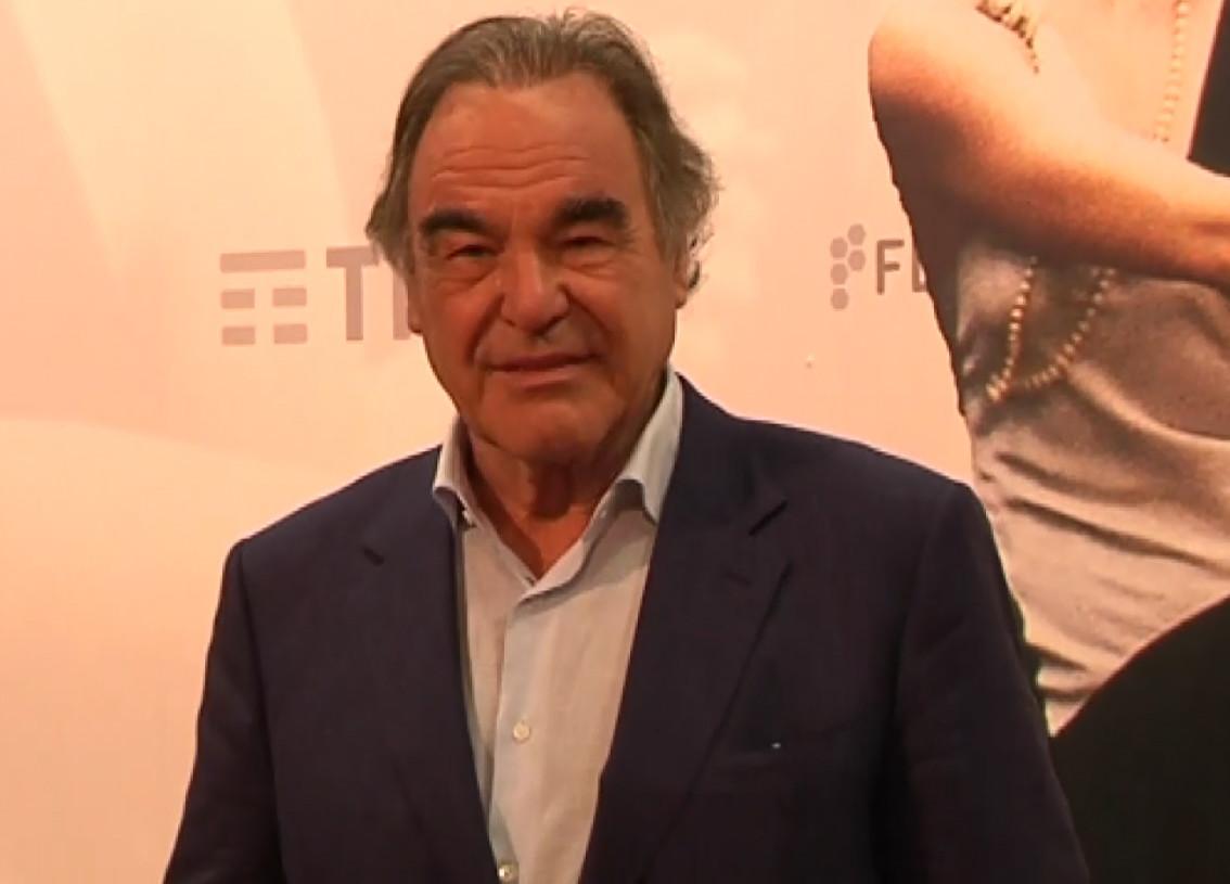 Taormina Film Festival: Oliver Stone