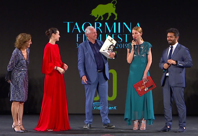Taormina Film Fest: Peter Greenaway