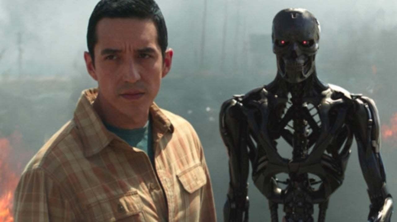 Gabriel Luna in Terminator: Destino Oscuro