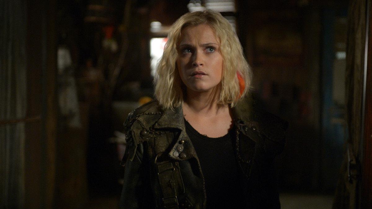 Eliza Taylor è Clarke