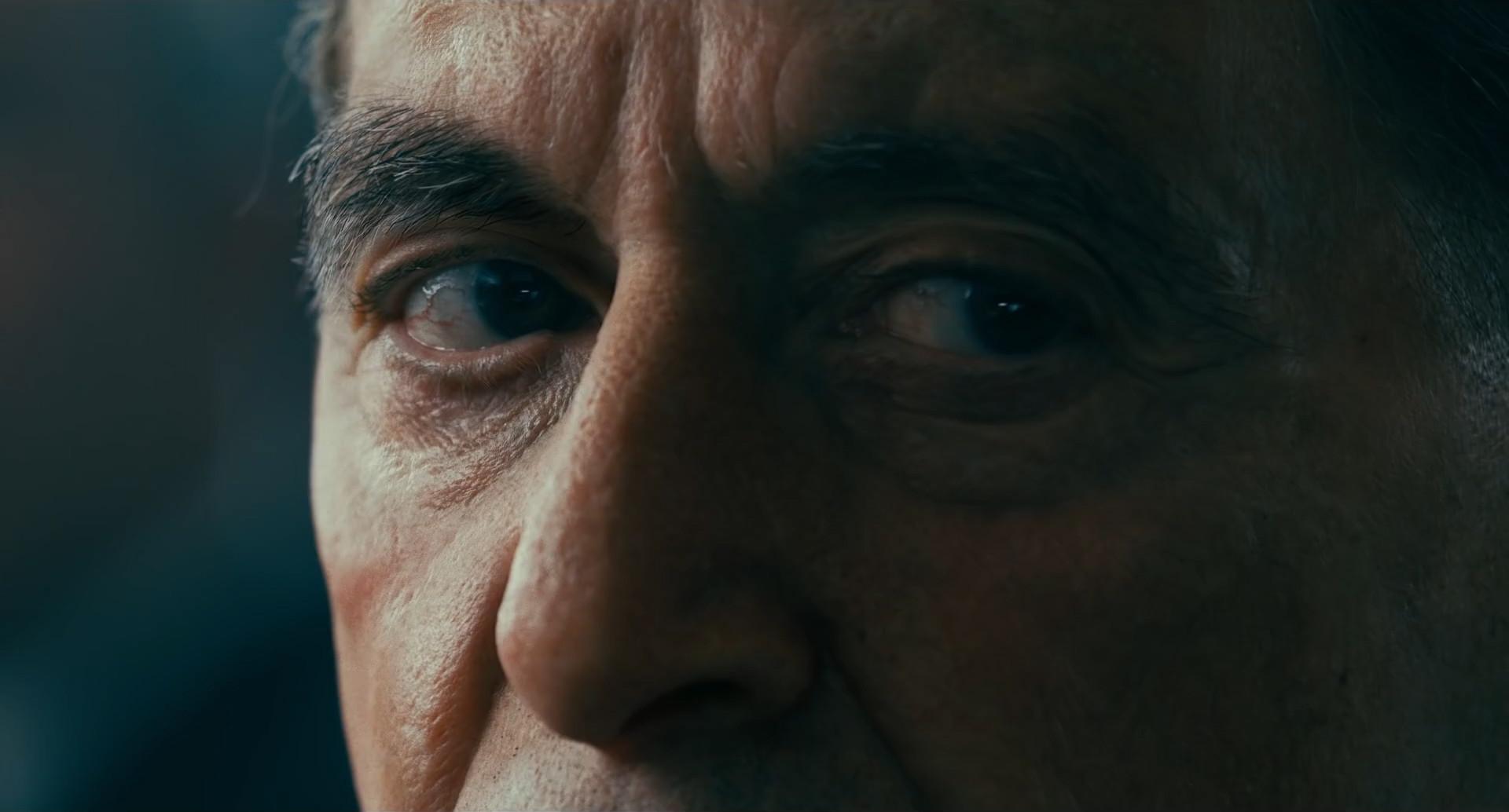 Al Pacino è Jimmy Hoffa
