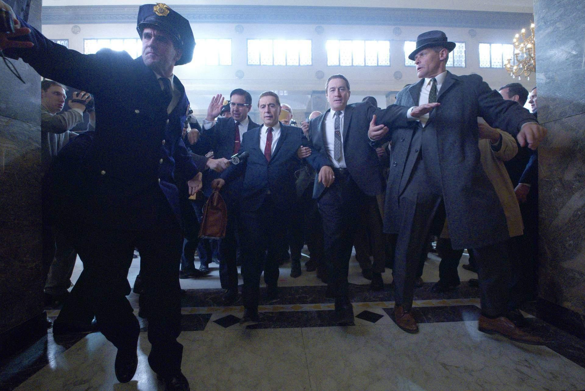 Top 10 migliori film dell'anno: al primo posto trionfa The Irishman