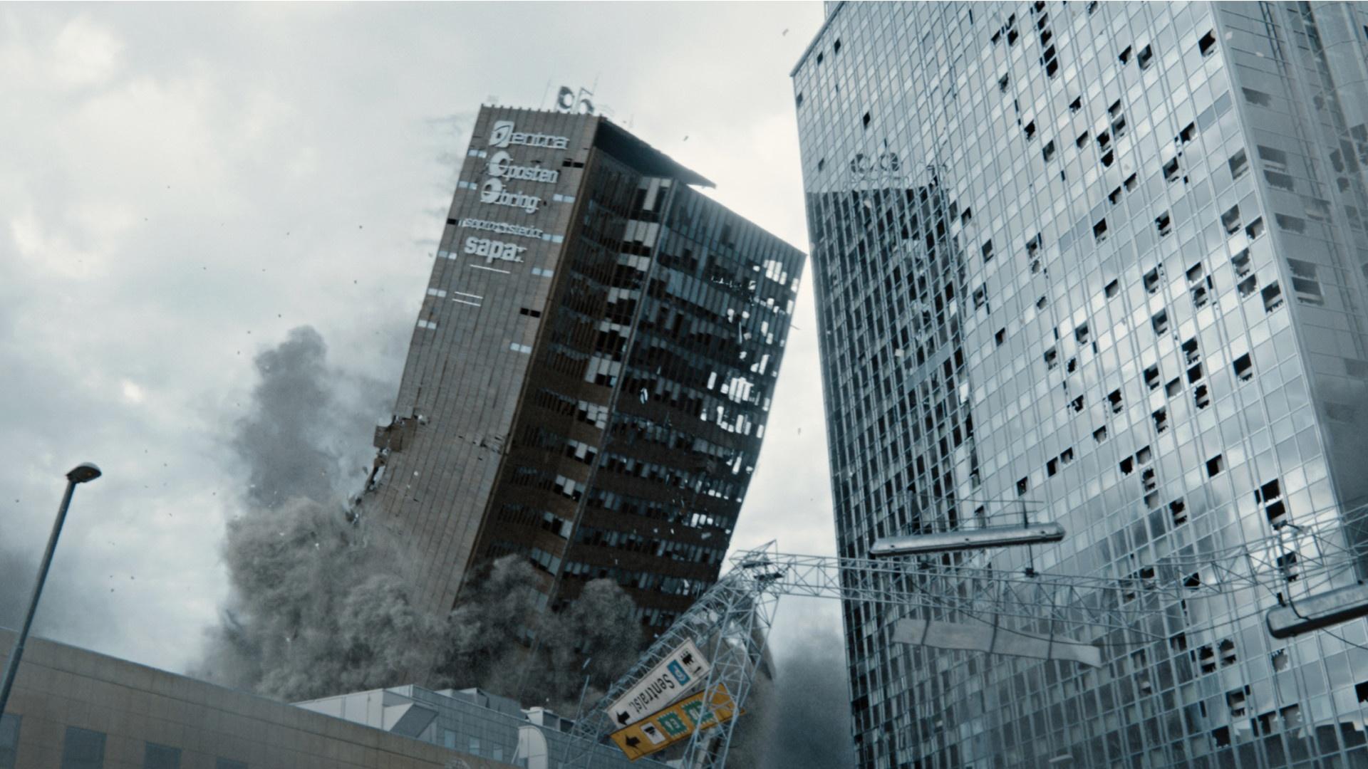 The Quake - Il terremoto del secolo di John Andreas Andersen