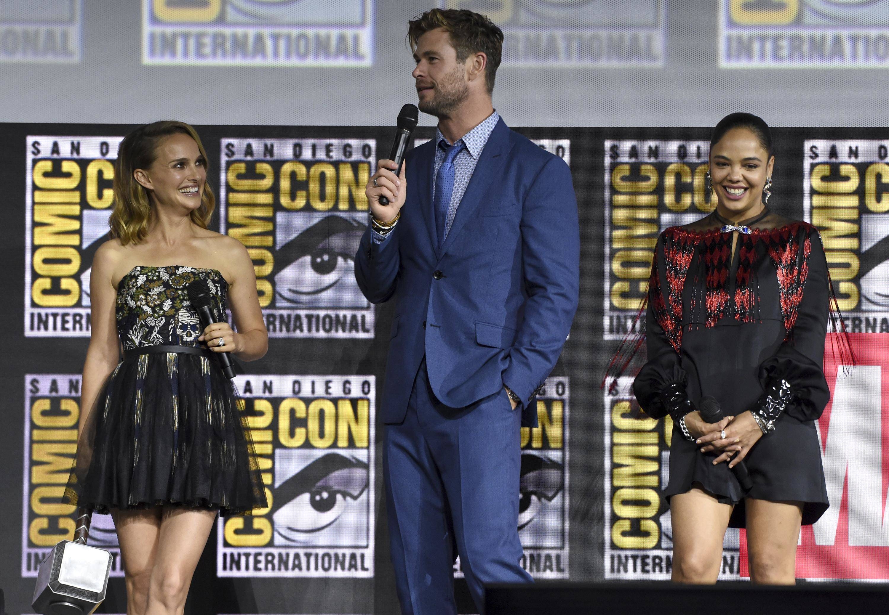 Thor: Love and Thunder, Natalie portman sarà Thor donna - MadMass.it