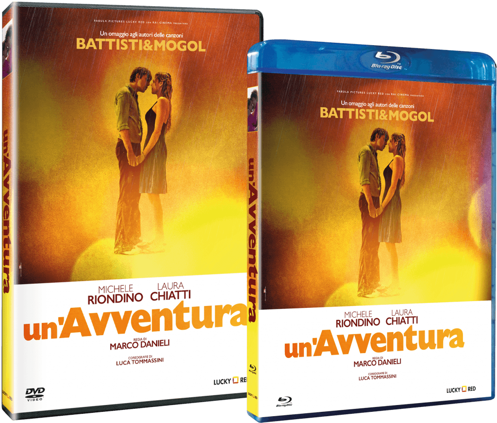 Un'avventura in home video