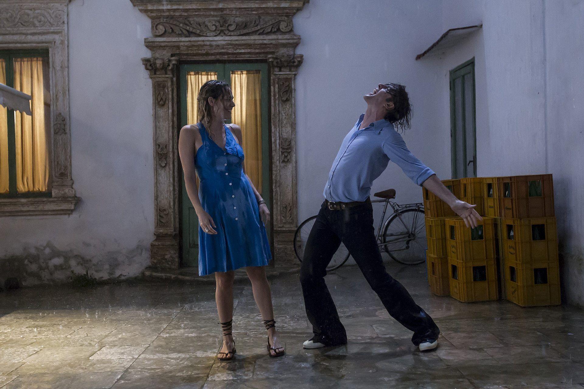 Michele Riondino e Laura Chiatti