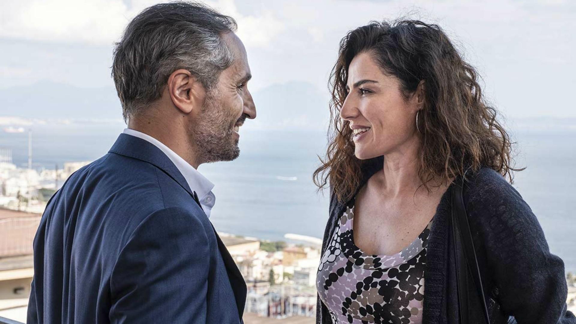 Daniele Russo e Luisa Ranieri
