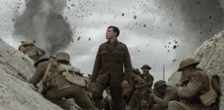1917 war movie di Sam Mendes