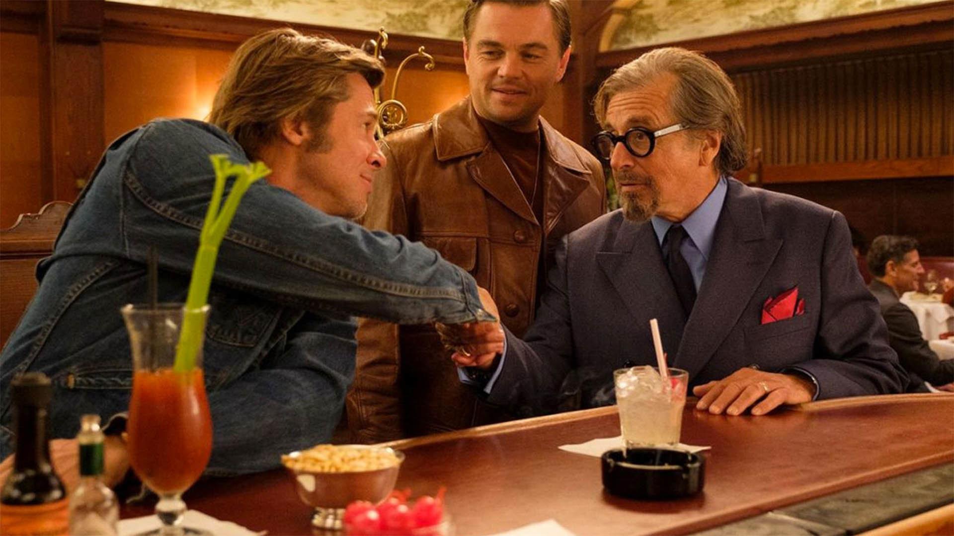 Al Pacino e Tarantino