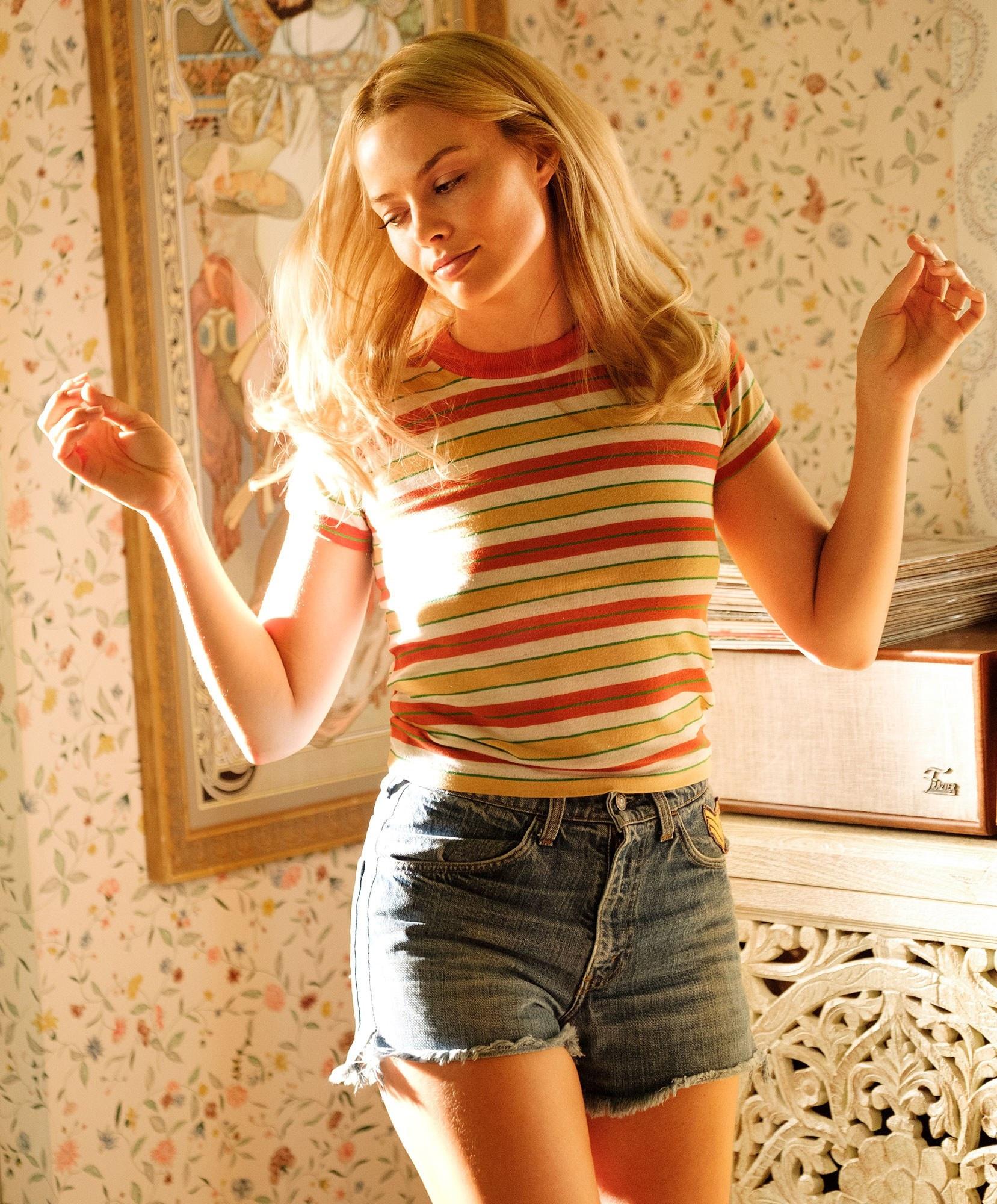 Margot Robbie è Sharon Tate