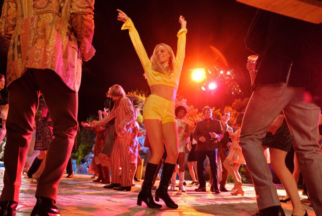 Margot Robbie danza per Tarantino