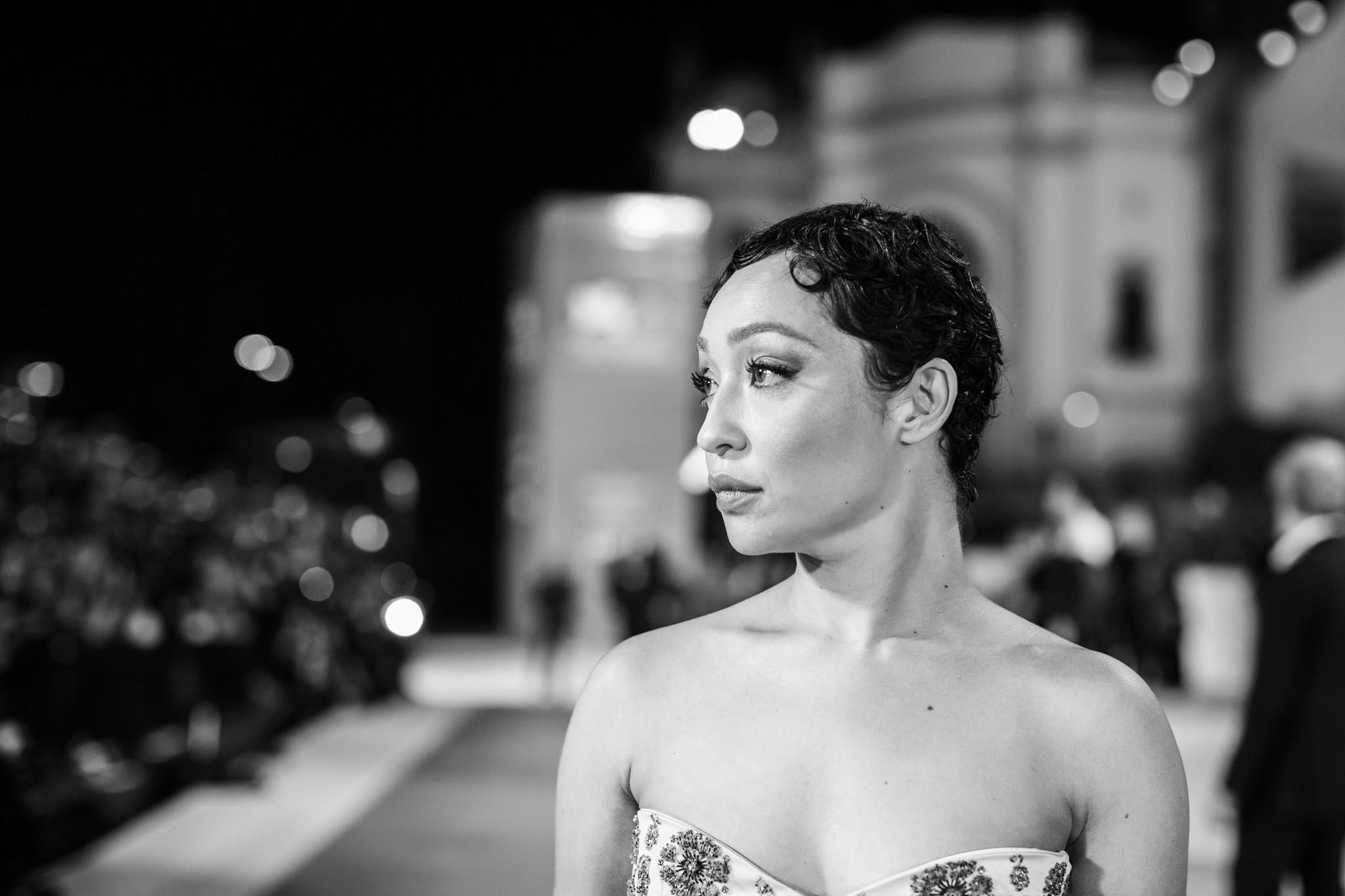 Ruth Negga alla Mostra del Cinema di Venezia per Ad Astra