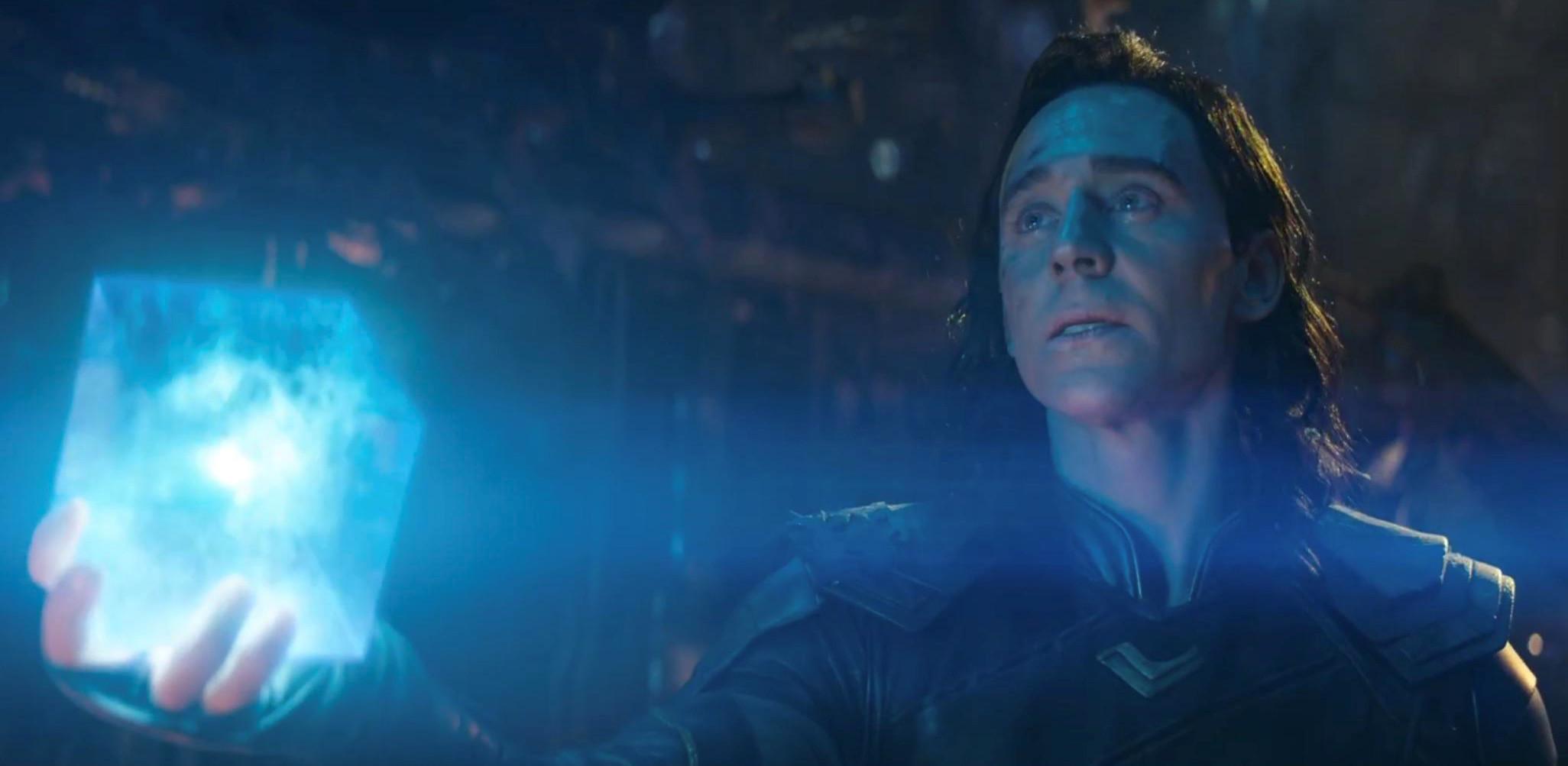 Loki e il Tesseract