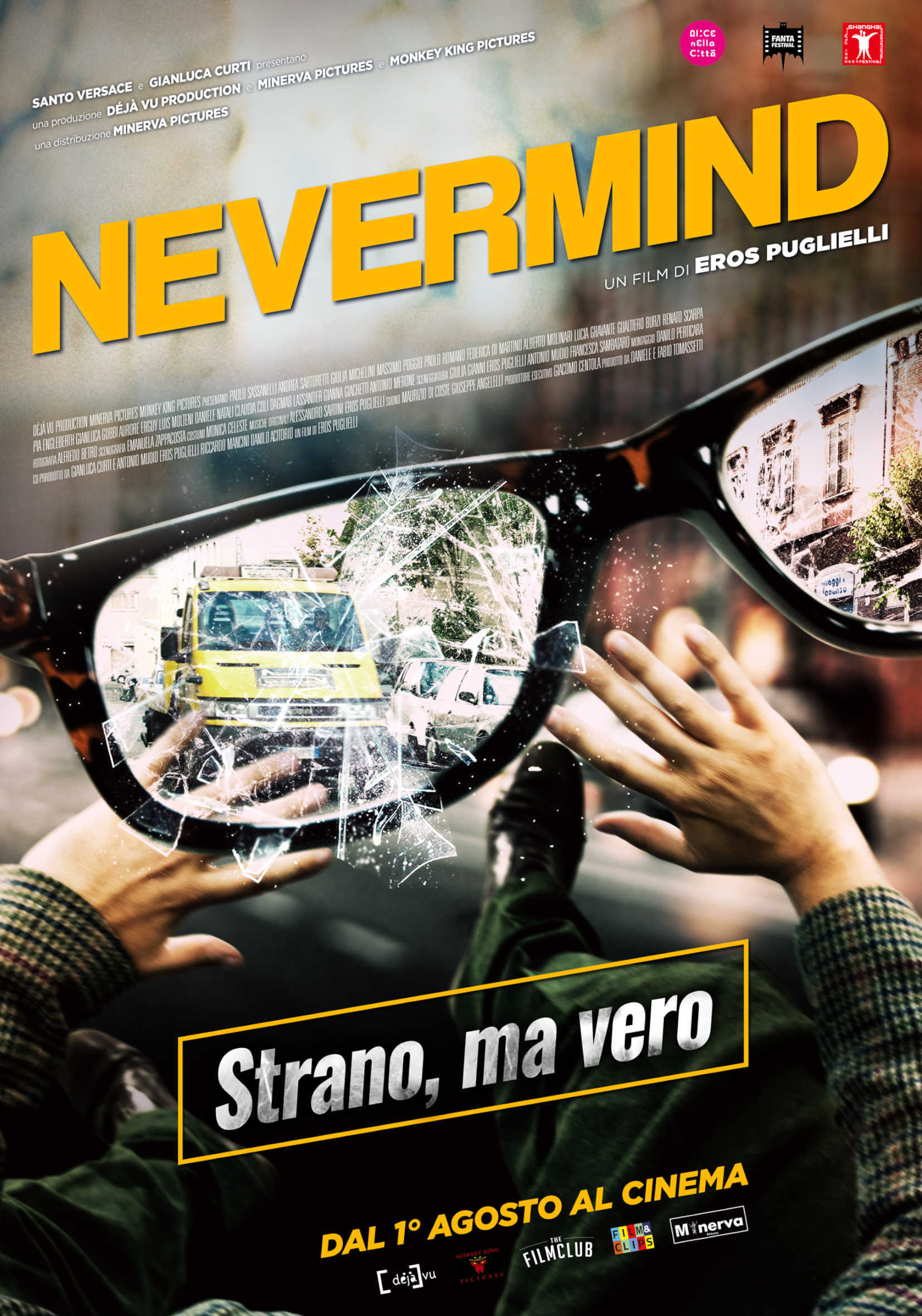 Nevermind poster