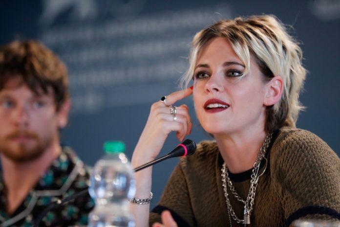 Kristen Stewart a Venezia con Seberg
