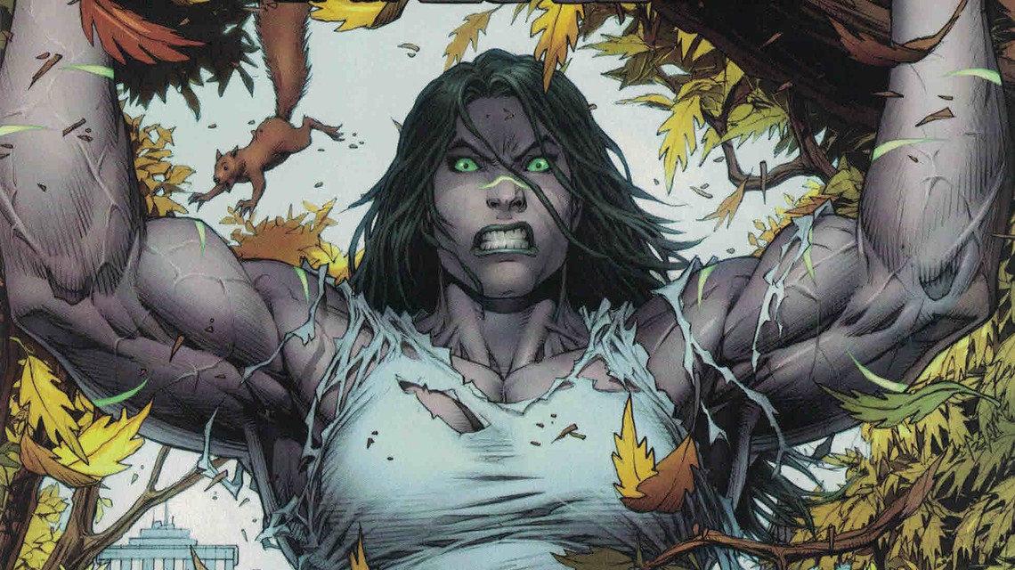 She-Hulk su Disney+