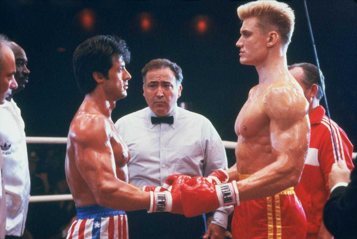 Rocky IV: Rocky contro Ivan Drago