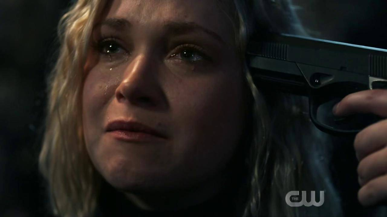 Eliza Taylor in The 100 6x13