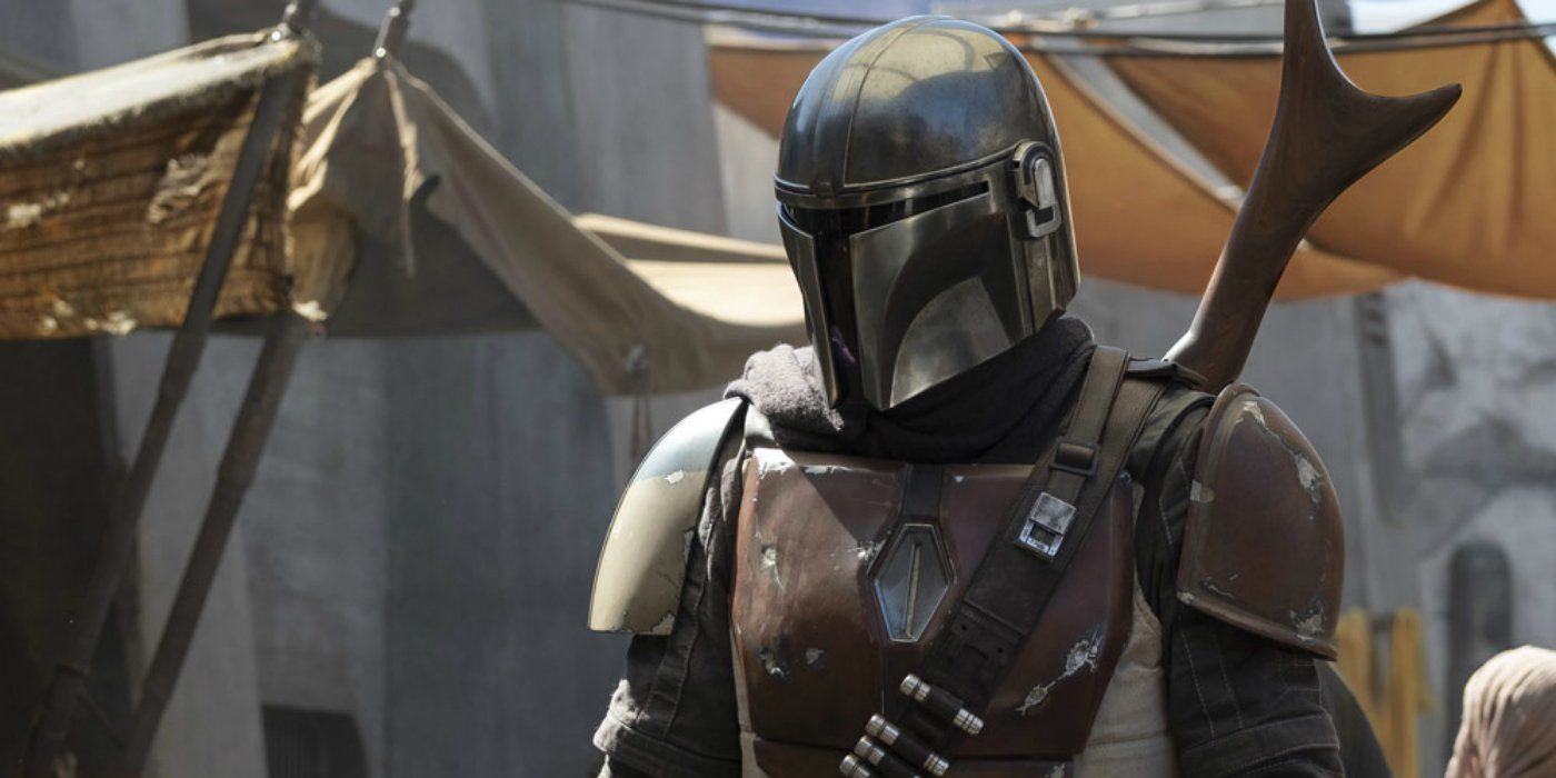 The Mandalorian su Disney+