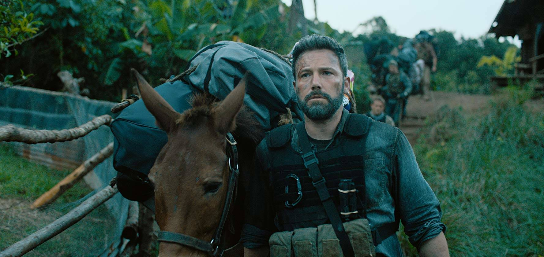 Ben Affleck in Triple Frontier di J.C. Chandor