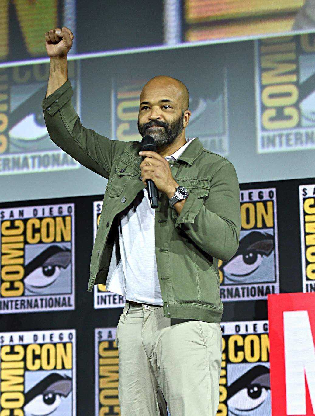Jeffrey Wright alias The Watcher in'What If...?'