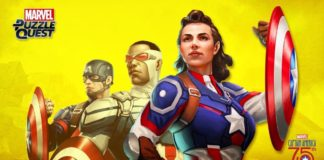Peggy Carter diventa Captain America
