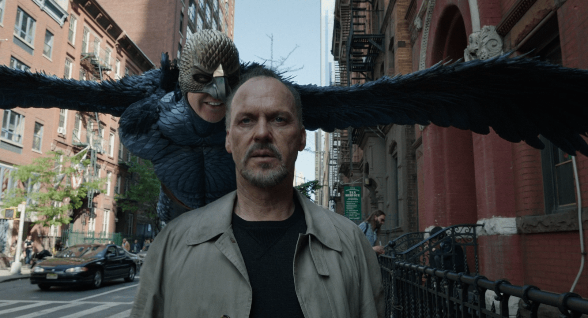 Michael Keaton in Birdman (2015)