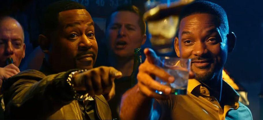 Martin Lawrence e Will Smith in Bad Boys for Life
