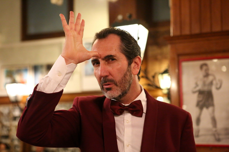 Paolo Calabresi in Appena un minuto