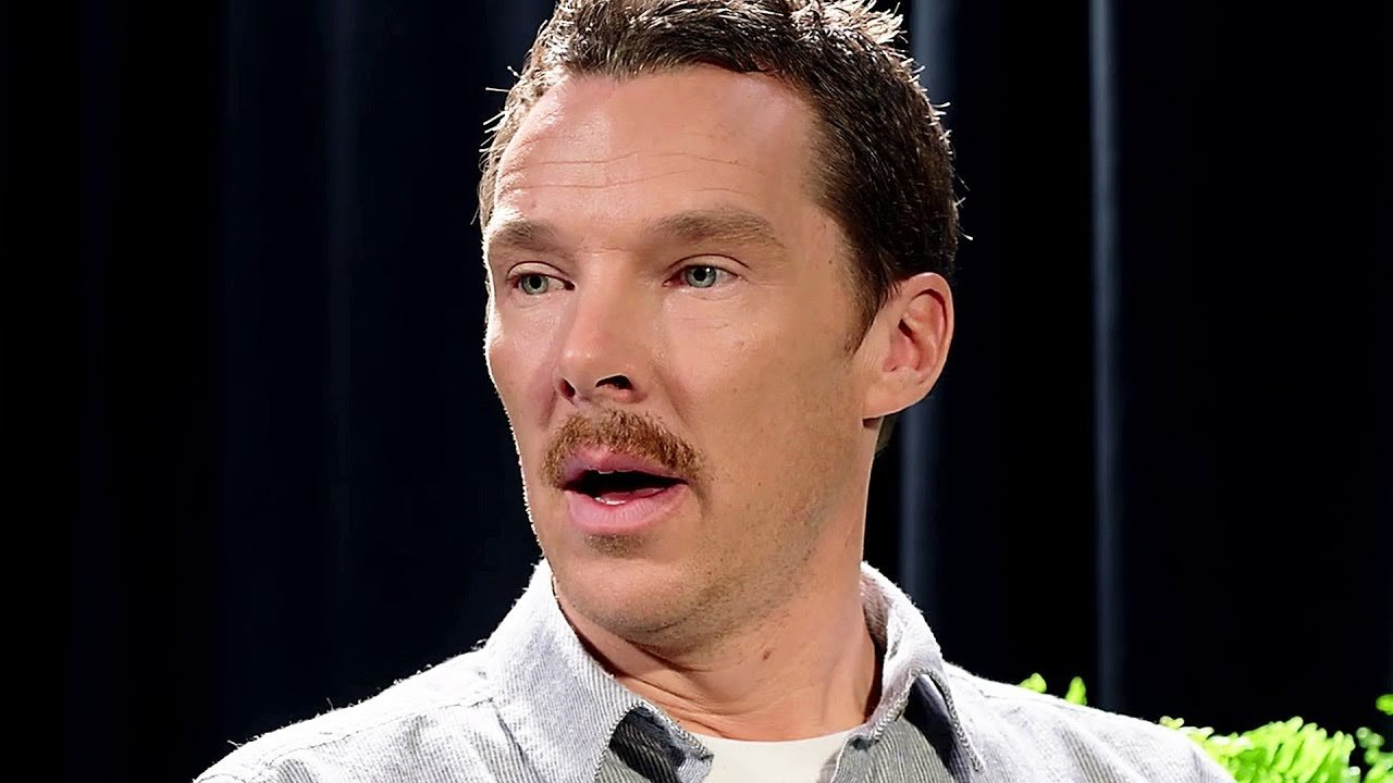 Benedict Cumberbatch in Between Two Ferns: Il film