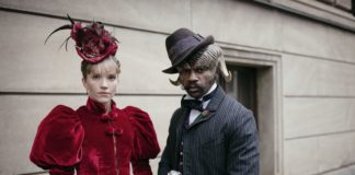 Tamzin Merchant e Agreus David Gyasi