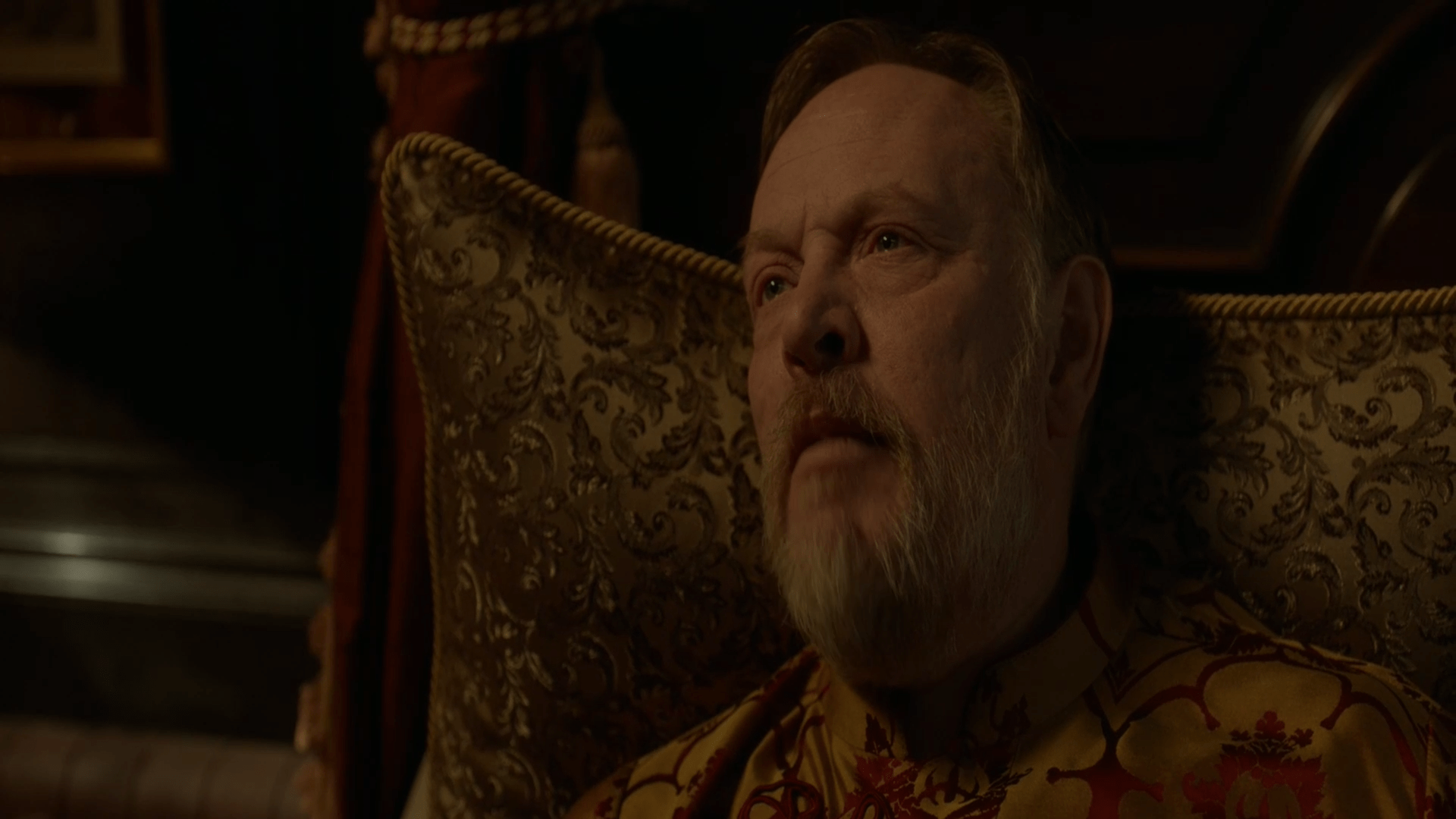 Absalom Breakspear (Jared Harris)