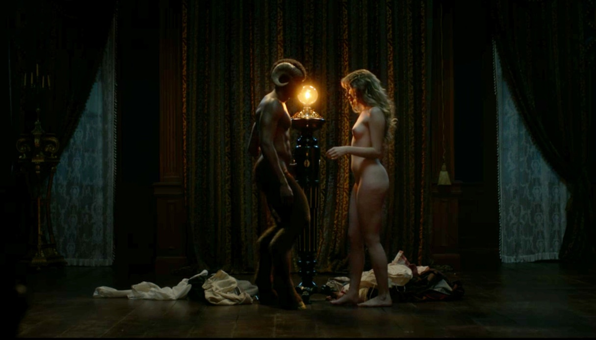 Imogen e Agreus scena di sesso sex scene