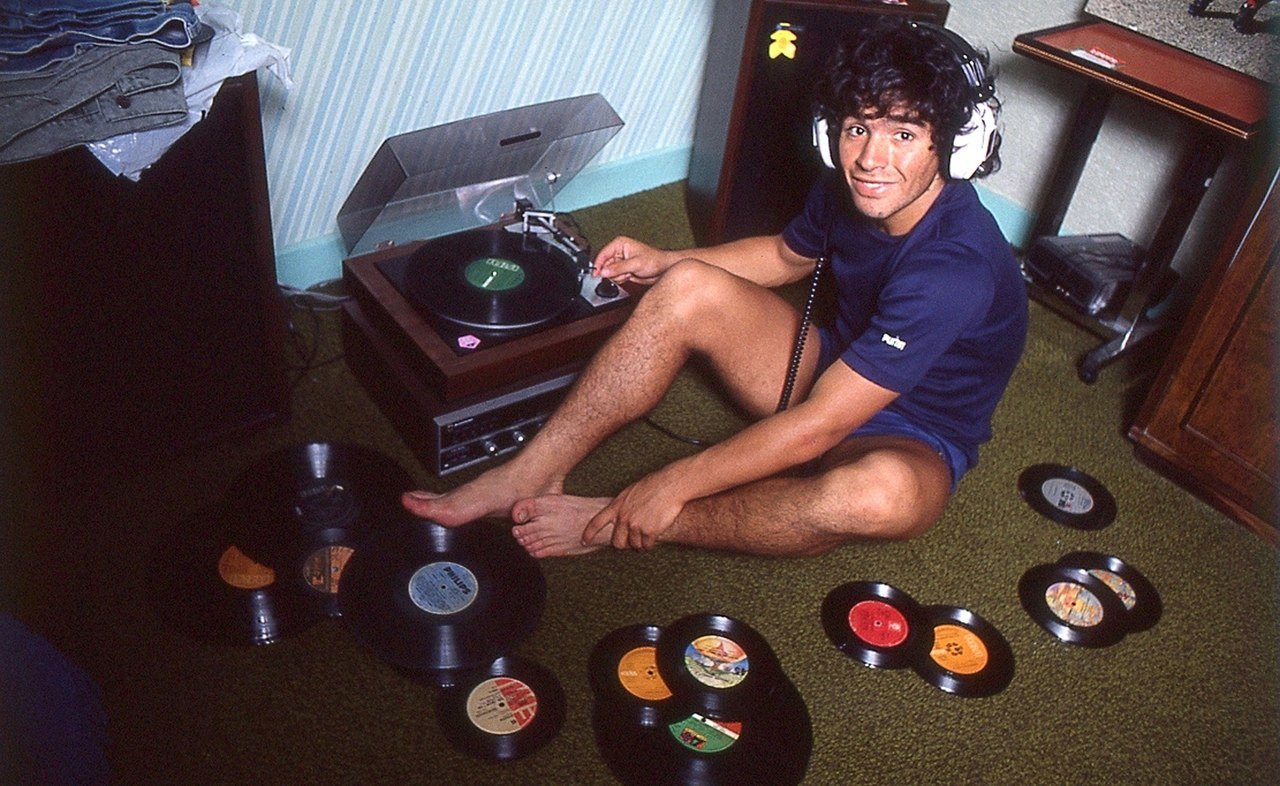 Diego Maradona documentario di Asif Kapadia