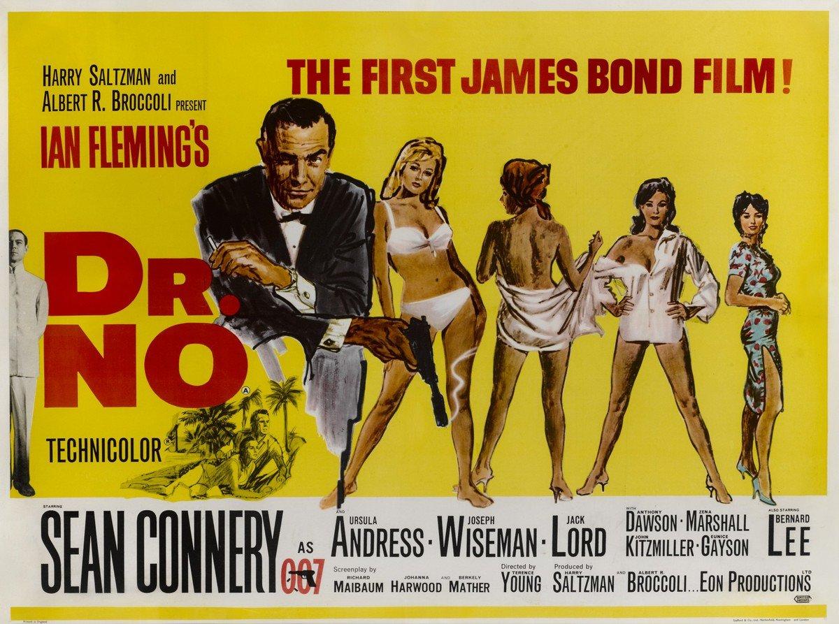 Dr. No - Agente 007 - Licenza di uccidere