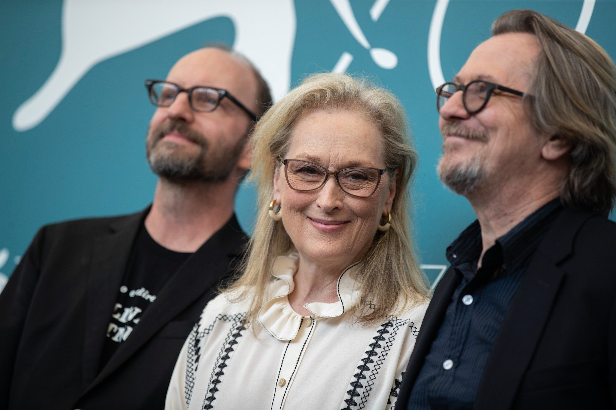 Meryl Streep, Gary Oldman e Steven Soderbergh