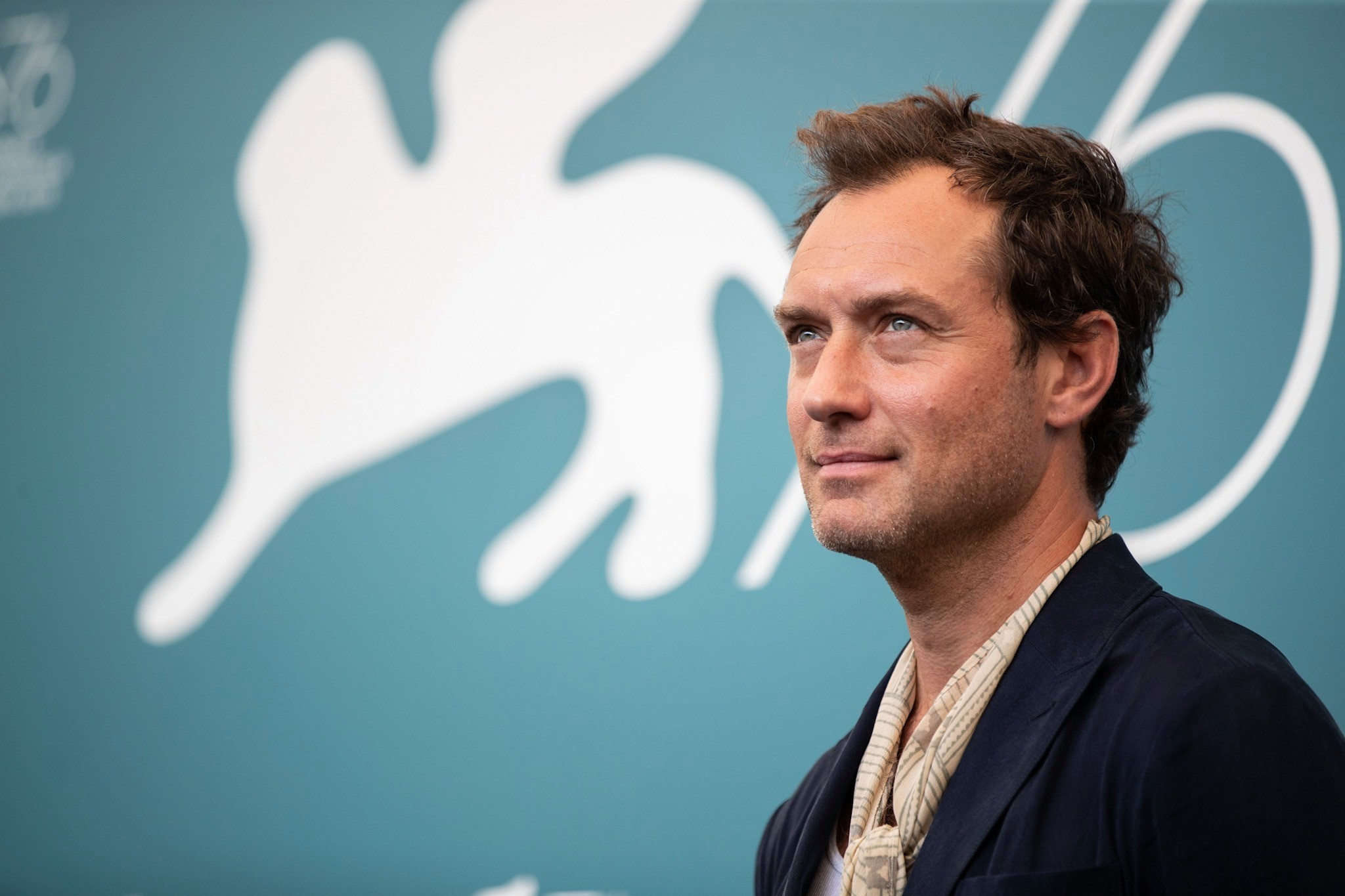 Jude Law al Festival di Venezia