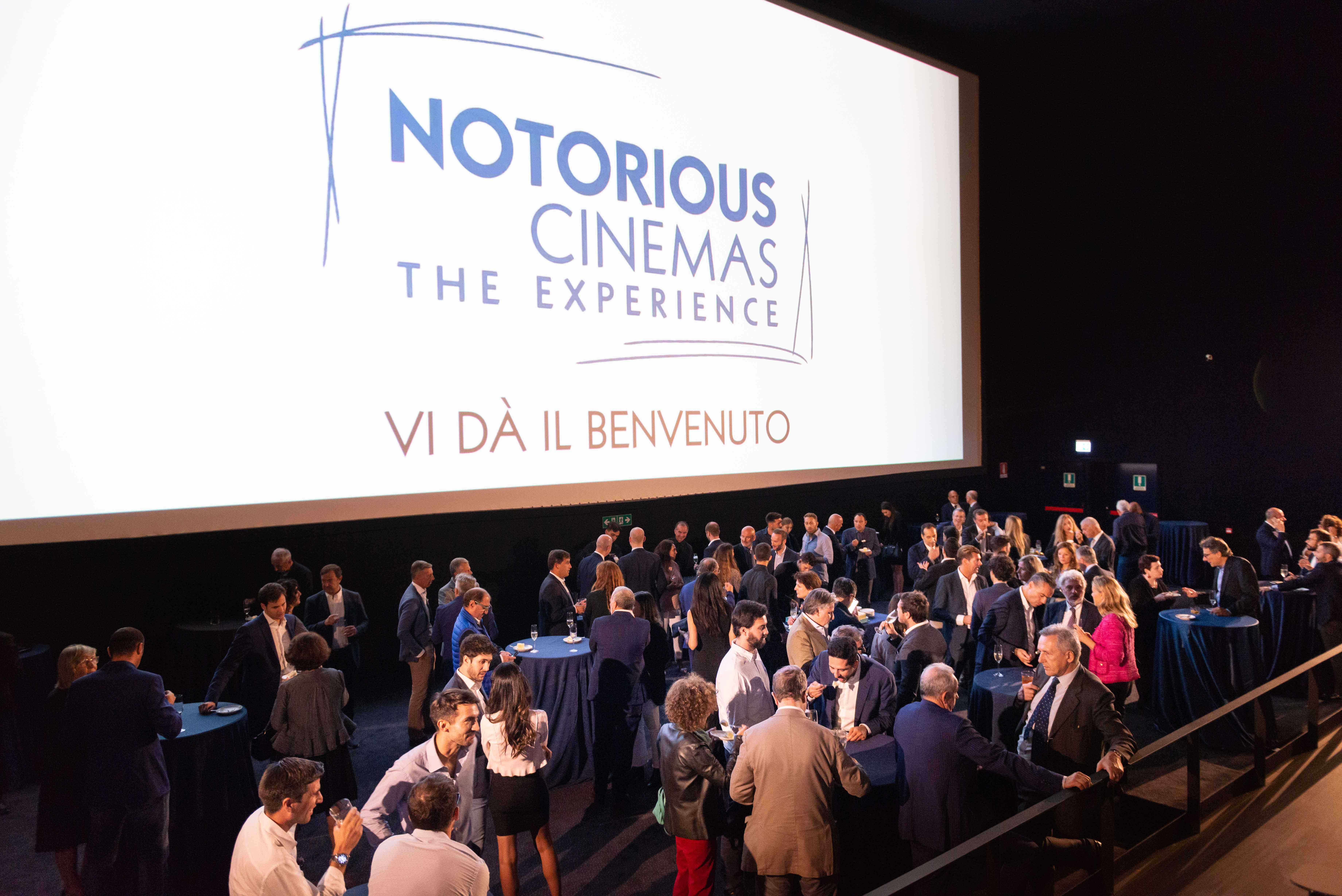 Notorious Cinemas - The Experience